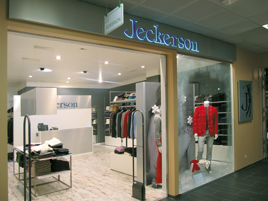 JECKERSON – Negozi e Outlet